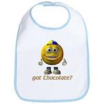 Got Chocolate? - Boy's Bib