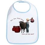Baa Baa Black Sheep - Bib