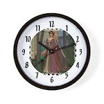 Wall Clock - Sleeping Beauty