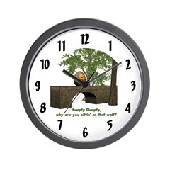 Wall Clock - Humpty Dumpty