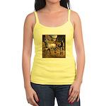 Southwest Horses 01 - Jr. Spaghetti Tank