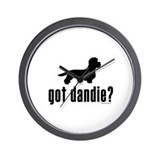 got dandie? Wall Clock
