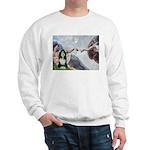 Creation / Bearded Collie Sweatshirt
