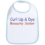 Curl Up & Dye Bib