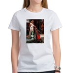 Accolade / Bearded Collie Women's T-Shirt