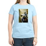 Pitcher / Bearded Collie Women's Light T-Shirt