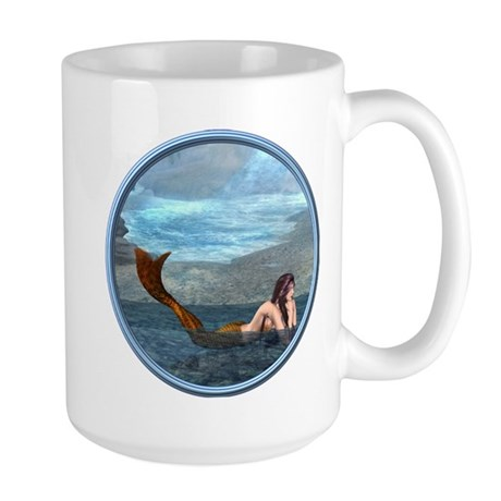 The Little Mermaid Large Mug