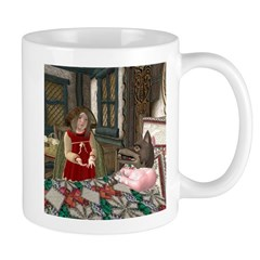 Little Red Riding Hood (At Grandma's) Mug