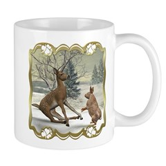 Bambi On Ice Mug