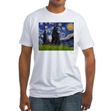 Starry Night /Belgian Sheepdog Shirt