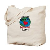 World's Greatest Mamaw Tote Bag
