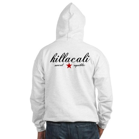 KillaCali NorCal Republic Hooded Sweatshirt