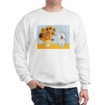 Sunflowers & Bolognese Sweatshirt