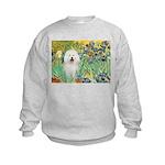 Irises & Bolognese Kids Sweatshirt