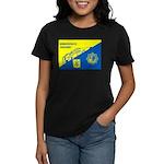 Gemeentepolitie Zandvoort Women's Dark T-Shirt