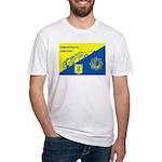 Gemeentepolitie Zandvoort Fitted T-Shirt
