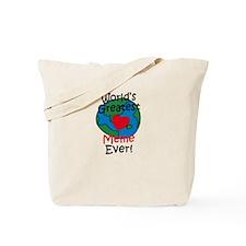 World's Greatest Meme Tote Bag