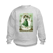 Irish Channel Woman Sweatshirt