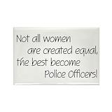 Police officer Magnets