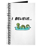 I Believe in the Loch Ness Mo Journal
