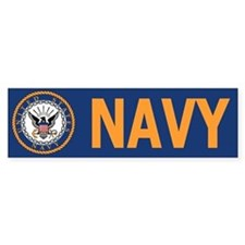 U. S. Navy <br>Bumpersticker 1