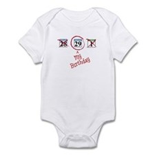 Leap Year Calendar Infant Bodysuit