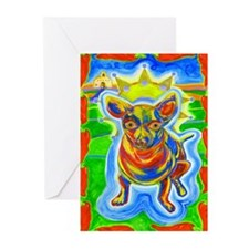 Holy Pedro Greeting Cards (Pk of 10)