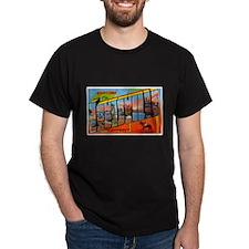 Louisville Kentucky Greetings (Front) T-Shirt