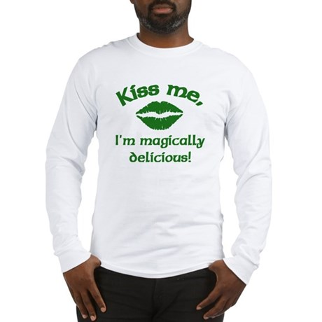 Kiss me Long Sleeve T-Shirt