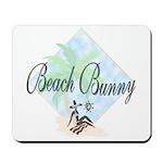 Beach Bunny Mousepad