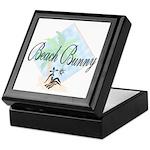 Beach Bunny Keepsake Box