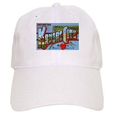 Kansas City Missouri Greetings Baseball Cap