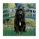 Bridge / Bouvier Tile Coaster