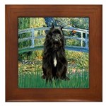 Bridge / Bouvier Framed Tile