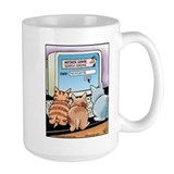 Kitten Search Engine Mug