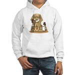 Shriners at work Hooded Sweatshirt