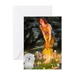 Midsummer's Eve Coton Greeting Card