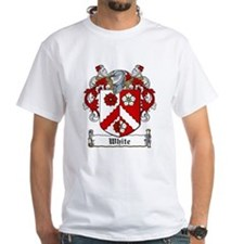 White Family Crest Shirt
