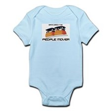 People Mover Infant Bodysuit