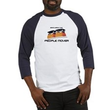 People Mover Baseball Jersey