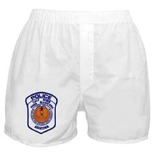 Salt River Police Boxer Shorts