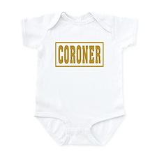 CORONER Onesie