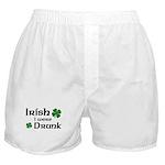 Irish I were Drunk Boxer Shorts
