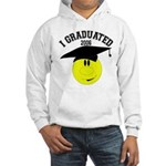 I Graduated 2005 Hooded Sweatshirt