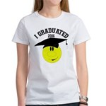 I Graduated 2005 Women's T-Shirt