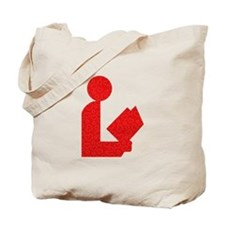Library Love Logo Tote Bag