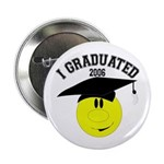 I Graduated Button