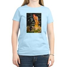 Fairies / Dachshund T-Shirt