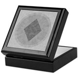 Shades of Grey Keepsake Box