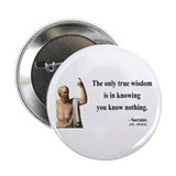 "Socrates 3 2.25"" Button"
